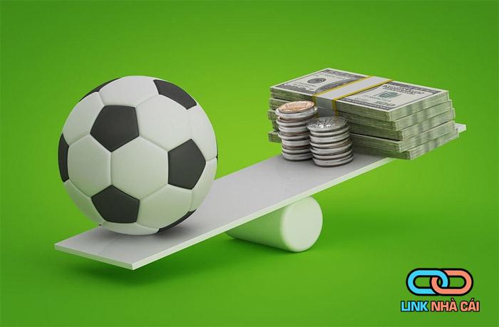 cách tính tiền cá cược bóng đá