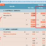 Tài Xỉu bóng đá: Cách đọc tỷ lệ Over/Under lượm tiền