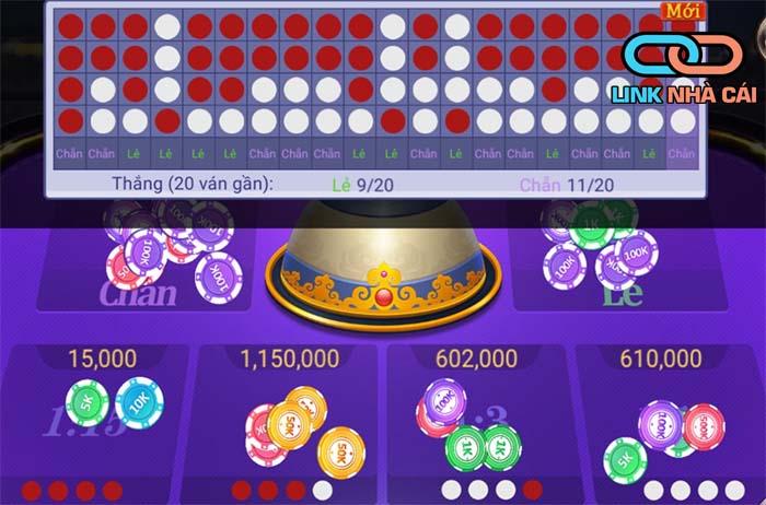 web chơi xóc đĩa đổi thưởng online